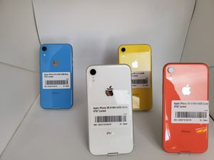 Apple iphone xr att 64 gb used for Sale in Haines City, FL