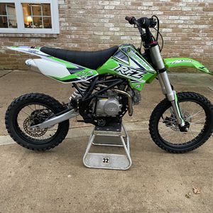 2018 125cc RFZ APOLLO DIRTBIKE for Sale in Cypress, TX