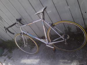 Trek road bike wheels 700 frame size 23 inches for Sale in San Francisco, CA