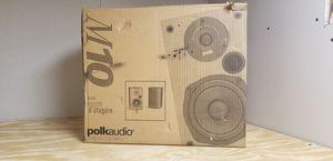 Polk Audio M10 Book Shelf Speakers for Sale in Clifton, NJ