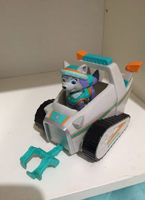 Paw patrol Everest and Snowmobile for Sale in Delhi, CA