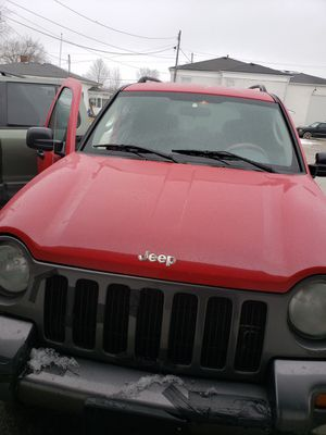 03 jeep liberty freedom edition for Sale in Lewisburg, OH