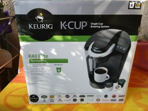 Keurig K-Cup K-40 Elite Automatic coffee brewer for Sale in Los Angeles, CA