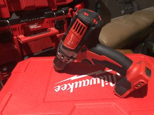 "Milwaukee 1/2"" drill driver 2601-20 for Sale in Blue Springs, MO"