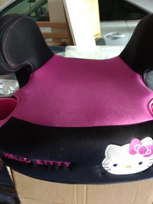 Booster seat Hello kitty for Sale in Jackson Township, NJ