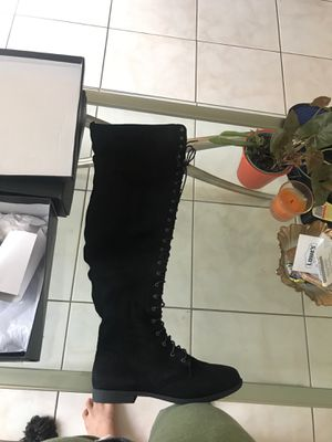 Fashion Nova Thigh High boots size 10 for Sale in Buena Ventura Lakes, FL