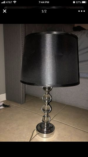 Table lamp for Sale in Hialeah Gardens, FL