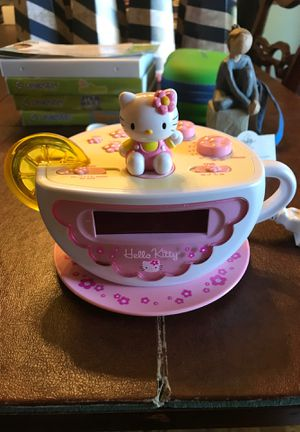 Hello kitty alarm clock for Sale in Town and Country, MO