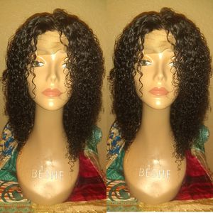 "12"" Brazilian Kinky Curly human hair wig for Sale in Pompano Beach, FL"