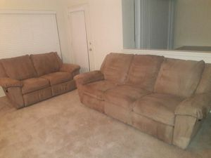 Couch and Loveseat for Sale in Denver, CO
