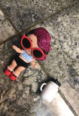 Lol glitter series surprise doll for Sale in Acampo, CA