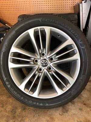 Toyota Camry wheels for Sale in Hattiesburg, MS