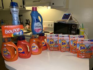 Tide Bundle for Sale in Meriden, CT
