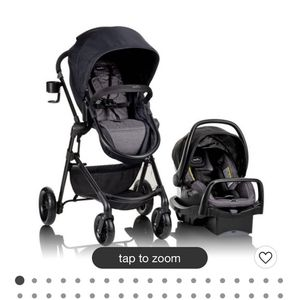 Brand new Evenflo Pivot modular travel system car seat and stroller!!👶👧 for Sale in Las Vegas, NV