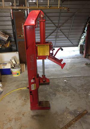 Up right wood splitter for Sale in Lodi, CA