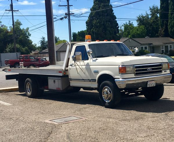 1989 Ford Super-duty