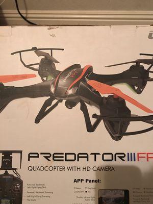 Predator Drone with Camera for Sale in Wildomar, CA