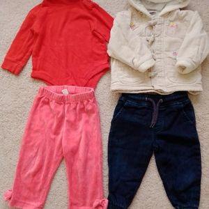 Baby Girl 12 Months Clothes for Sale in Stone Mountain, GA