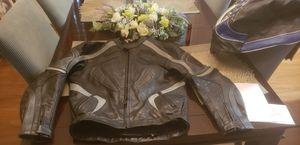 Motorcycle racing jacket for Sale in Riverdale, GA