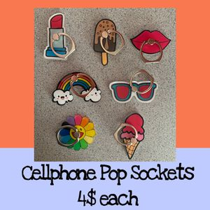 Cellphone Pop Sockets for Sale in Victorville, CA