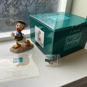 Walt Disney Classics Collection Donald Duck Happy Camper for Sale in Renton, WA
