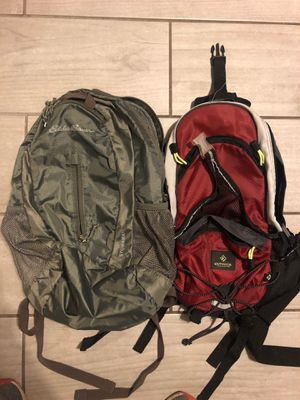 Small hiking backpacks for Sale in Mesa, AZ