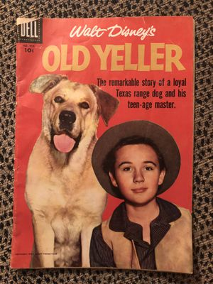 Old Yeller Comic. for Sale in Louisville, KY