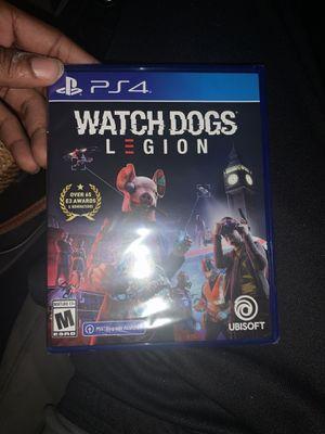 Watch Dogs Legion PS4 for Sale in Plantation, FL