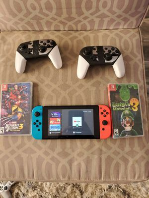 Nintendo switch V2 for Sale in Los Angeles, CA