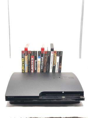 PS3 used, with Games for Sale in Dunwoody, GA