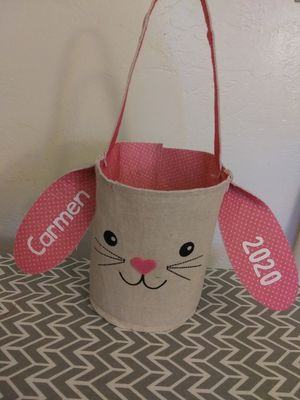 Personalized easter baskets for Sale in Tucson, AZ