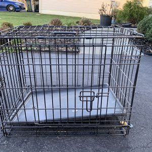 Dog Foldable Wire Crate for Sale in Alexandria, VA