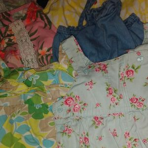 Bundle 2 -- 6/9 Month Baby Clothes for Sale in Phoenix, AZ