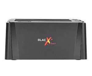 Thermaltake St0014u BlacX Duet HDD Docking Station for Sale in Portland, OR