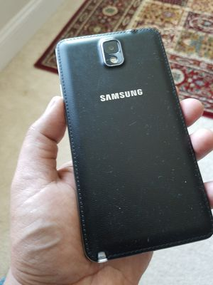 Unlocked Samsung Galaxy Note 3, Excellent Condition for Sale in Springfield, VA