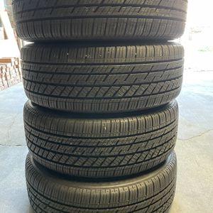 Bridgestone tires 235/60r17 for Sale in Washington, DC