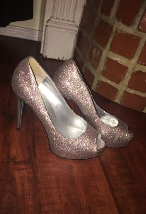 Open toe heels for Sale in Rowlett, TX