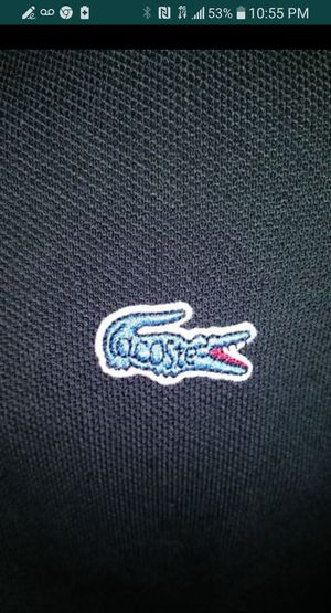 Lacoste Polo XLarge buy 2 get one free for Sale in Los Angeles, CA