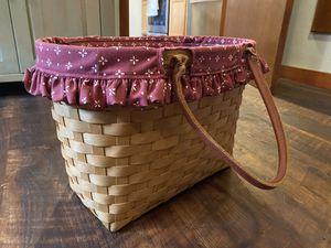 Longaberger Basket for Sale in Tigard, OR