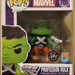 """Professor Hulk Funko Pop 6"""" GITD CHASE VARIANT for Sale in Rochester, NH"""