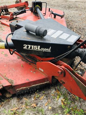 Bush hog 2715 batwing rotary cutter for Sale in Plant City, FL