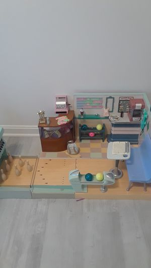 American girl bowling alley for Sale in MD CITY, MD
