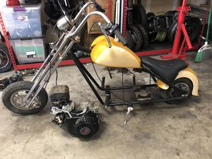 Mini chopper project for Sale in San Antonio, TX
