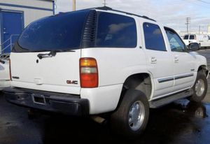 2003 GMC YUKON 5.3L 2WD FOR PARTS — 90 DAY WARRANTY ENGINE AND TRANS WE DELIVER for Sale in Los Angeles, CA