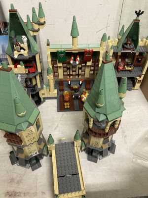 Lego Harry Potter castle for Sale in Anaheim, CA
