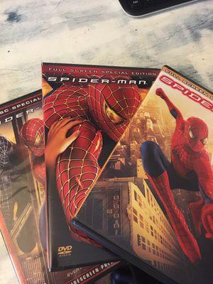 Spider-Man trilogy for Sale in Palm Harbor, FL