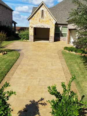 Overlays, epoxis garages, walls,pool plaster,you need remodel your patio,driveway, call me ,good price for Sale in Dallas, TX