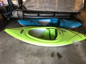 Package 2 Adult Kayak for Sale in Dearborn, MI