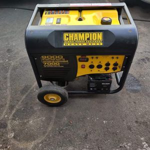 Champion Generator for Sale in Wethersfield, CT
