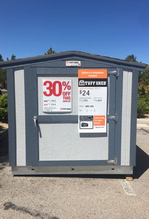 """TUFF SHED """"HOA FRIENDLY"""" for Sale in Las Vegas, NV"""